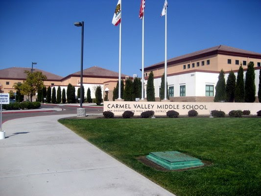 carmel valley middle school